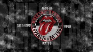 Rolling Stones Wallpaper by ReverseNegative
