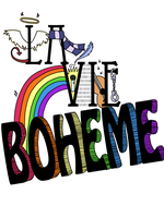 Viva La Vie Boheme by sweets-buttons