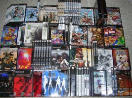 PS2 Games, RPG +more Collected by JJRRS