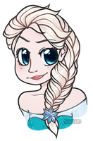 The cold never bothered me anyway::.:+:. by s-ailor