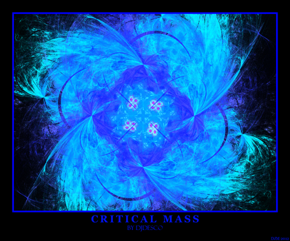 Critical Mass by DJDesco