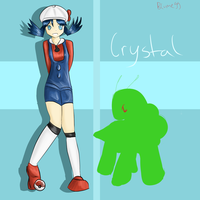 Crystal by KillerBlume