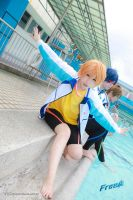 Cosplay  FREE! Nagisa by Smallkaori