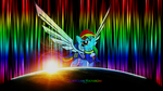 Guardian Rainbow by Vividkinz