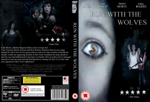 Run with the Wolves DVD cover by ShazTheRaz