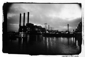 factory view by pooka