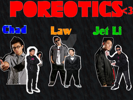 Poreotics: Filipino Members by Ashley44598X