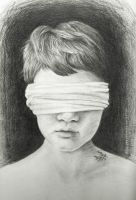 Blindness by Amjad-AS