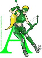 A is for Artemis by Inspector97