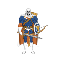 Taskmaster, Treinador by Carcharocles