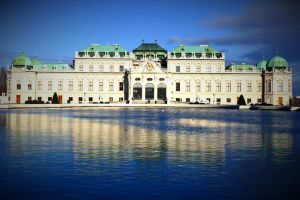 Austrian Palace by Destroth