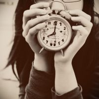 Time on my hands by stardixa