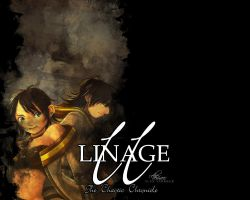 Lineage 2 Wallpaper by Alexex