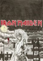 Iron Maiden - killers by IronMandy