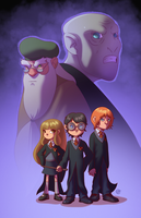 Harry-Potter by redeve