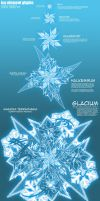 Glyphmaster - Ice Glyph Sequence by verticalfish