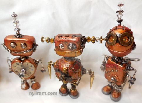 Robots! by MarilynMorrison