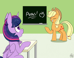 Apples 101 by NotEnoughApples