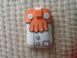 Zoiberg Mobile Case by anapeig