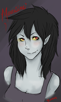Marceline the Vampire Queen:. by LittleLionsGirl