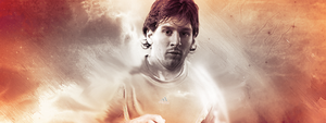 Lionel Messi by Thomson9