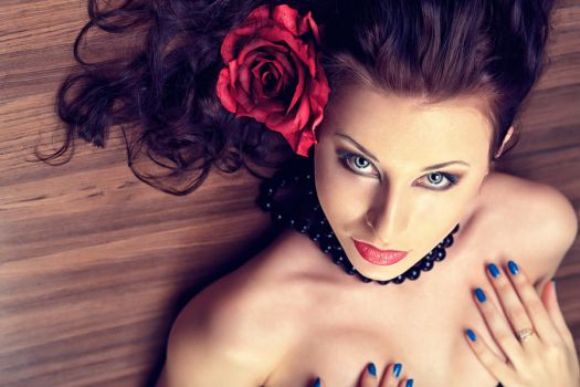 Red Passion by Luria-XXII