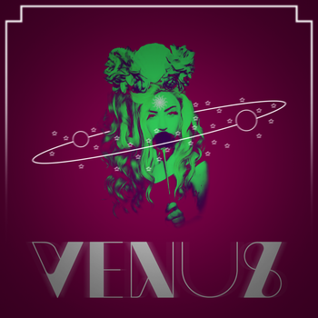 #12~ Lady Gaga - Venus by KingTapir