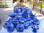 Pots on Cyprus by Bommy
