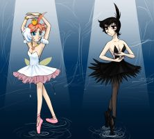 Princess Tutu: Prima Donnas by andrael