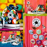 converse collage by nandiamond