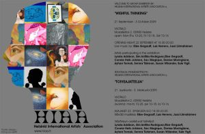 HIAA Exhibition Poster by sulelikiz
