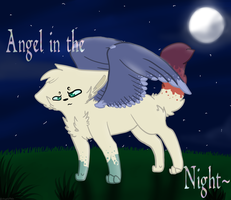 Angel in the Night by XAngelkittehX