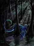 yet another forest by drosera-sundews