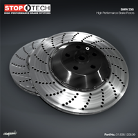 Stoptech Rotors by josepa