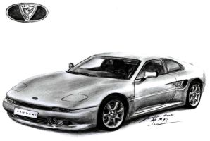 Venturi Atlantique Exotic Coupe by toyonda