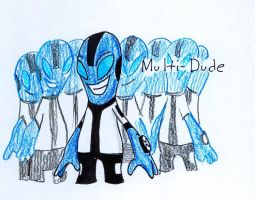 27 Multi-Dude by JakRabbit96