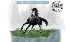 HGW Empress Victoria - DIED by LiaLithiumTM
