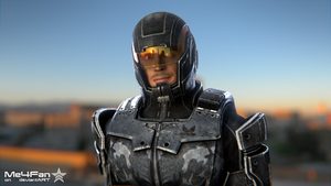 Kaidan Alternate - Helmet by Me4Fan