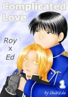 RoyxEd Doujinshi 1 CL -Cover by ChibiEdo