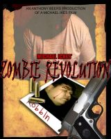 ZOMBIE REVOLUTION Poster 4 by Toe-Knee-Bee-Ears