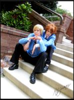 Ouran - Charm and Guile by theycriedwolf