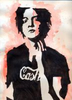 Cash       Jack White by TheSockPuppetry