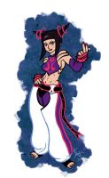 Juri Colored by KeithAErickson