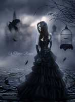 Good Bye Raven by DenysRoqueDesign