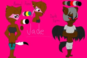Jade Reference (Updated version) by BerrystarLover