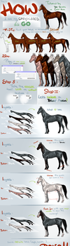 GREYSCALE TUTORIAL by BH-Stables