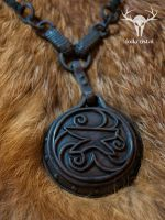 Skyrim - Amulet of Zenithar Replica by Folkenstal