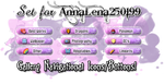 Gallery Navigate Icon Set - AnnaLena250199 by Drache-Lehre
