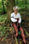 Witcher Ciri Cosplay 8 by Hollow-Moon-Art