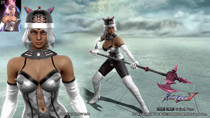 SoulCalibur V: Angol Fear by Armoun